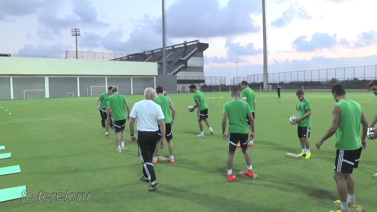 Training in Antalya, 4 October 2014