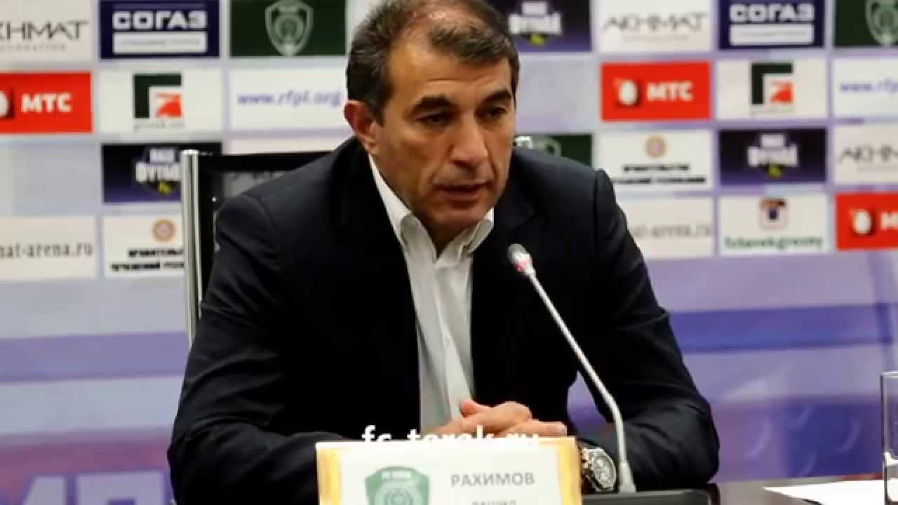 Rashid Rakhimov about game VS FC Ufa in Grozny