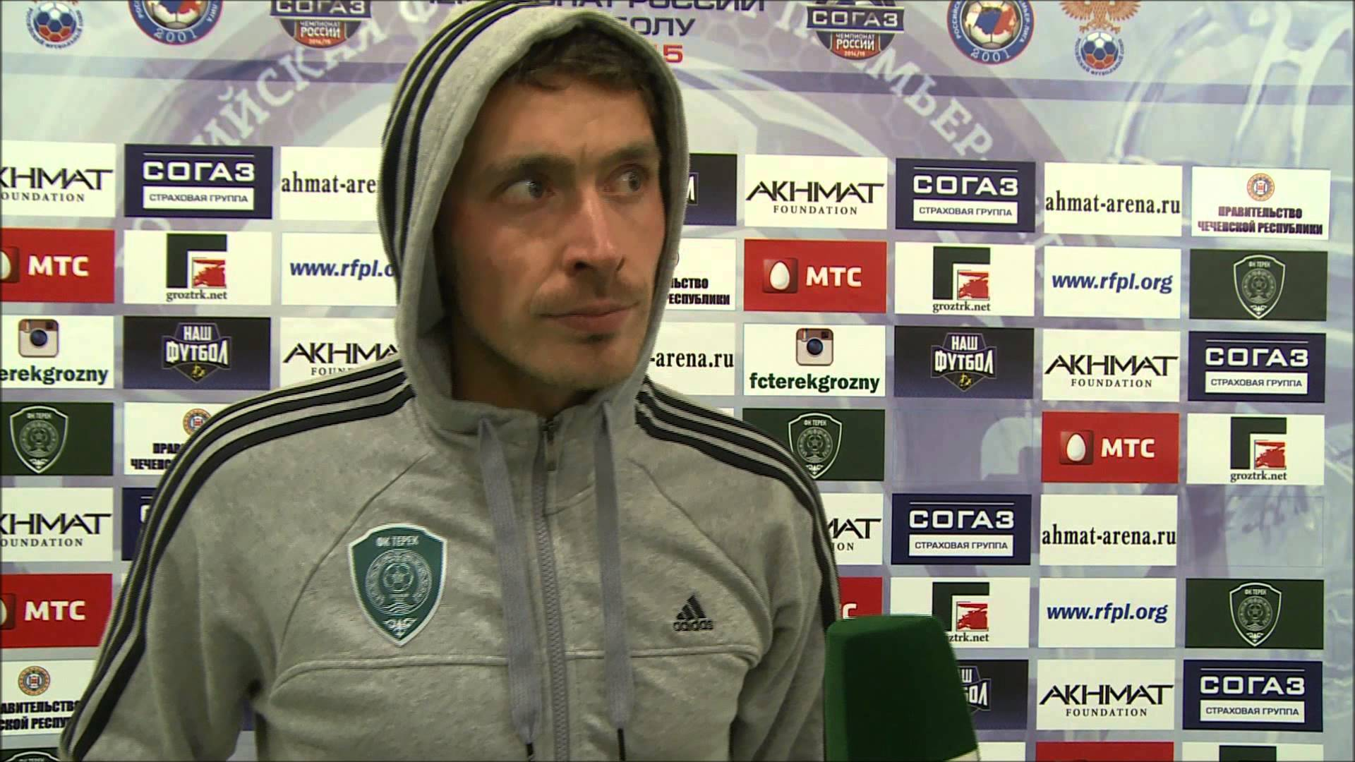 Igor Lebedenko about game VS FC Ufa in Grozny