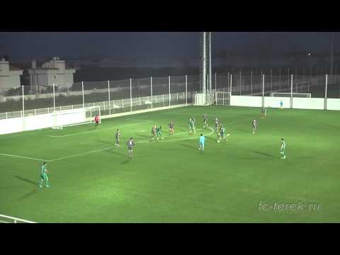 Friendly game: Terek - Haladas, 2015