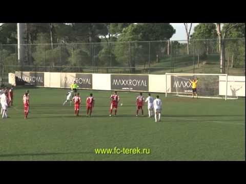 Archive: Terek 4-0 Admira, 2013