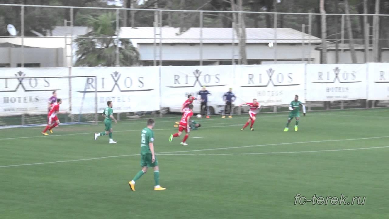 Terek 1-1 Admira Wacker , 2015